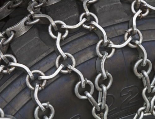 Simple tips for installing and driving with tire chains