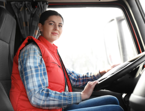 Lawmakers announce the Promoting Women in Trucking Workforce Act
