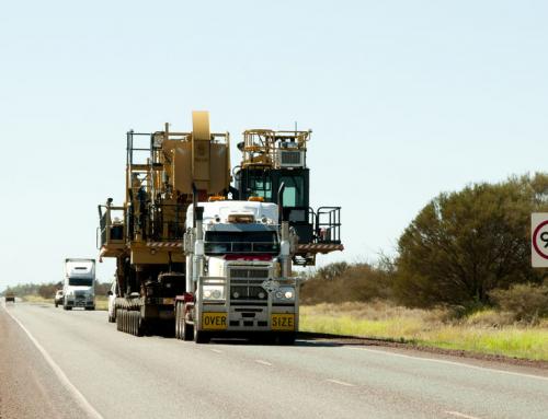 Heavy equipment transportation made easy