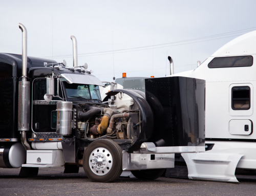 4 common reasons semi-trucks overheat