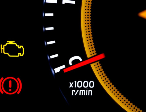 What to do if the check engine light in your semi-truck turns on