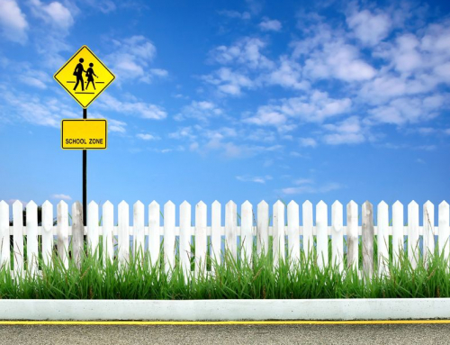 Safety tips for trucking through school zones