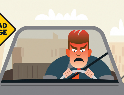 3 easy ways to protect yourself (and your rig) from road rage